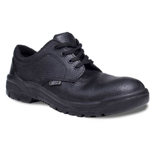 Supertouch Black Safety Shoes